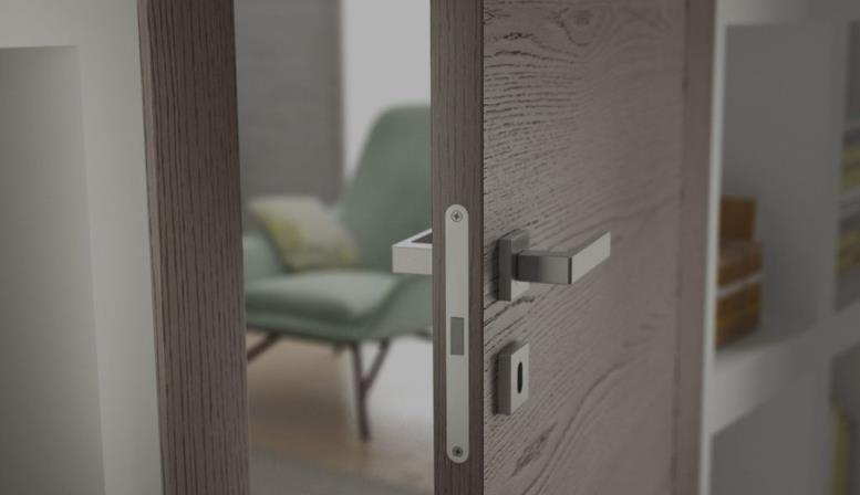 Межкомнатные двери Волховец из экошпона Panum в интерьере