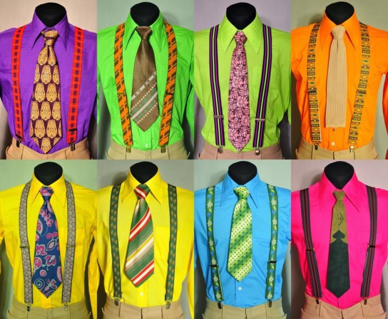 цветы рубашки и галстуки