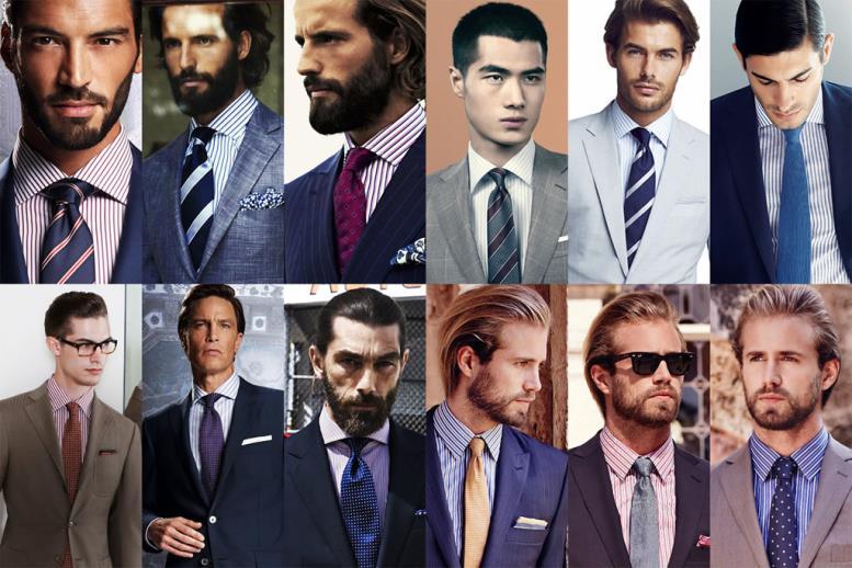 разные мужские стили