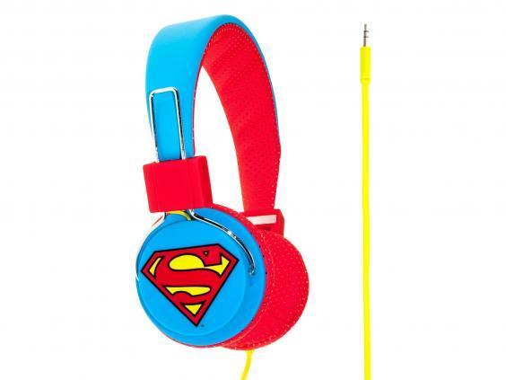 Наушники Kondor Superman Man of Steel On Ear