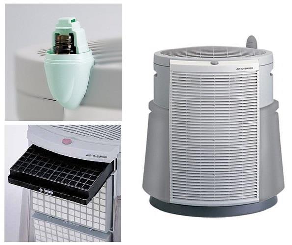 Воздухоочиститель с функцией ароматизации