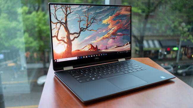 Dell XPS 15 (2 in 1)