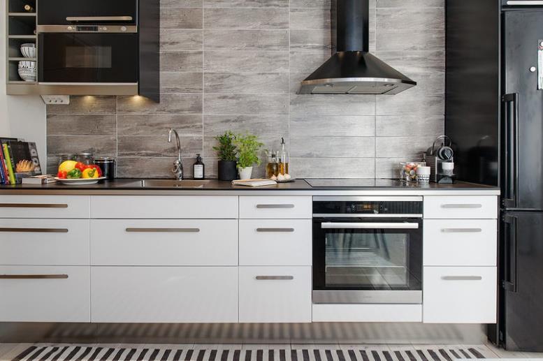 Кухня в скандинавском стиле — все секреты дизайна от профи