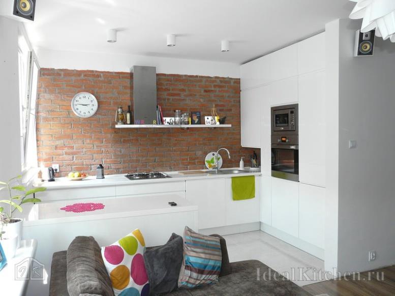 Варианты планировки кухни — онлайн-гид