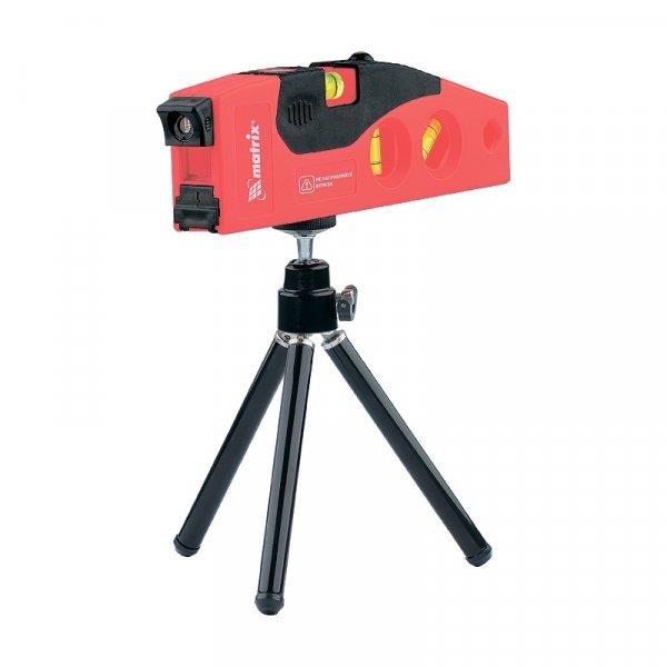 Лазерный уровень на штативе MATRIX 35022