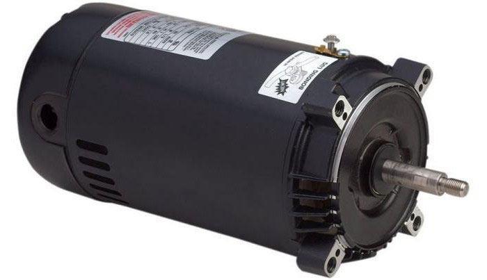 мотор для электросамоката