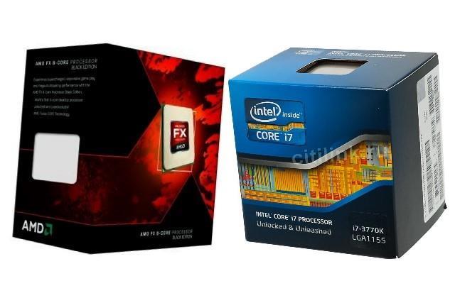 Какой выбрать процессор AMD или Intel для игр?