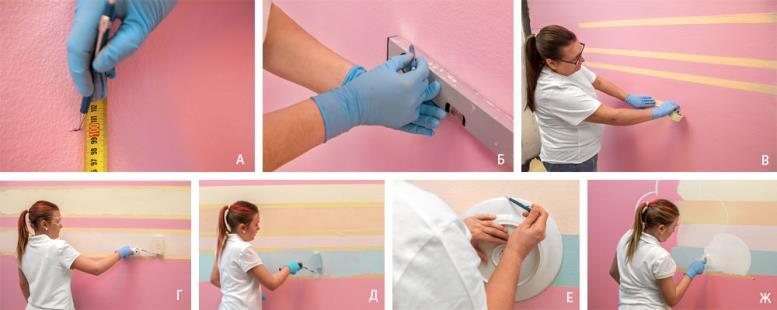 Краски для детских комнат: 3 основных критерия выбора