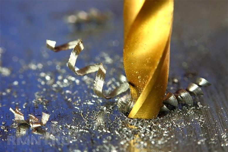 Как выбрать сверло по металлу: разновидности и цены