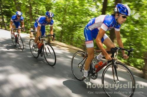 Выбор скоростного велосипеда