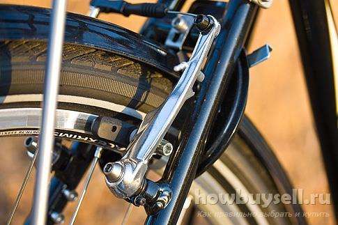 V-Brake (ободные) велосипеда