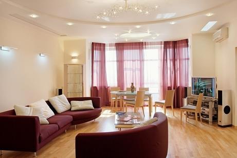 цвет мягкой мебели для гостиной