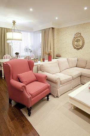 цвет дивана и кресла для гостиной