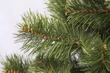 Иголки искусственной елки из ПВХ пленки