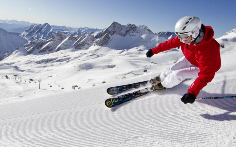 Как выбрать профессиональные горные лыжи