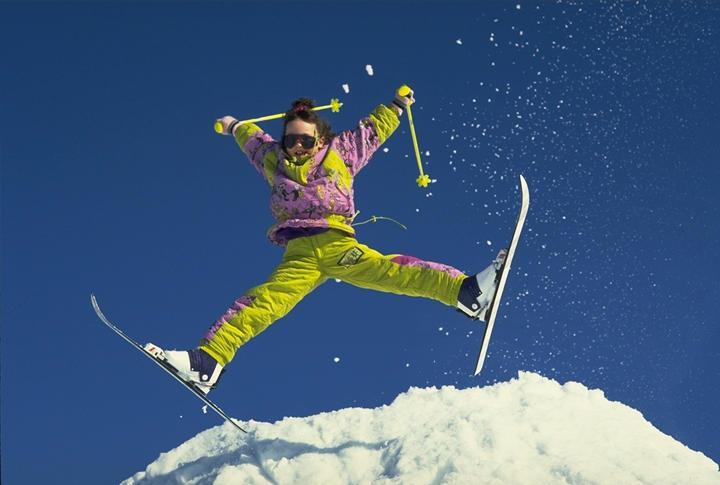 Выбор горных лыж по росту