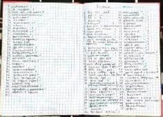 Список 100 желаний Виталия: 2012 год. Первый список