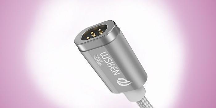 Для iPhone Lightning WSKEN X-cable mini 2