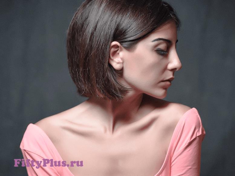 Цвет волос для женщин после 50 лет