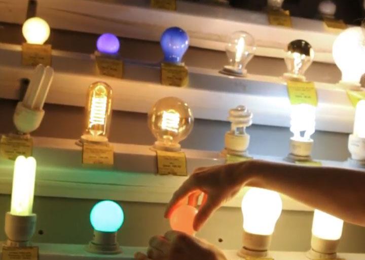 проверка светодиодных ламп на работоспособность и пульсации