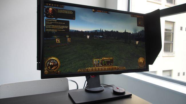Лучший игровой монитор - BenQ Zowie XL2540