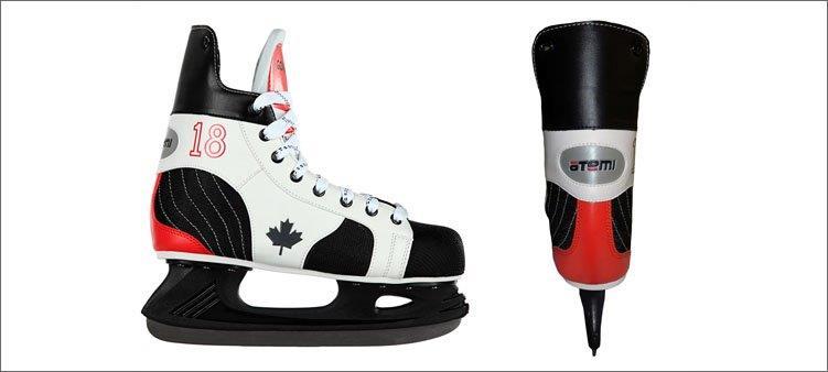 хоккейные-коньки