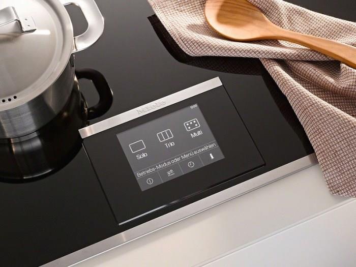 Безопасная индукционная плита