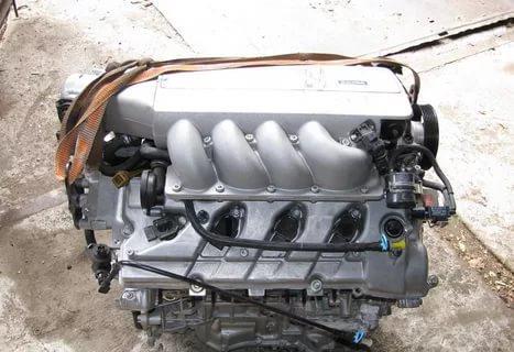 контрактный двигатель европа