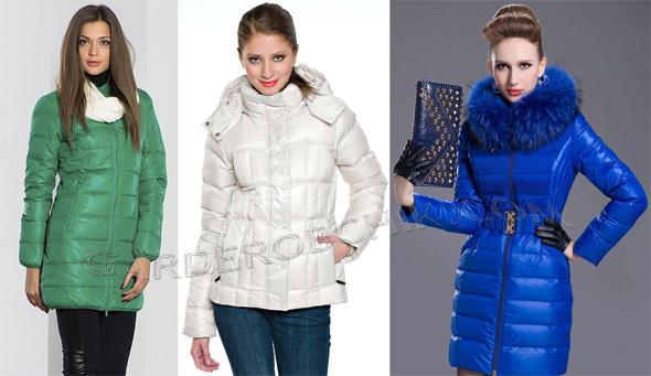 Как узнать фирменную зимнюю куртку