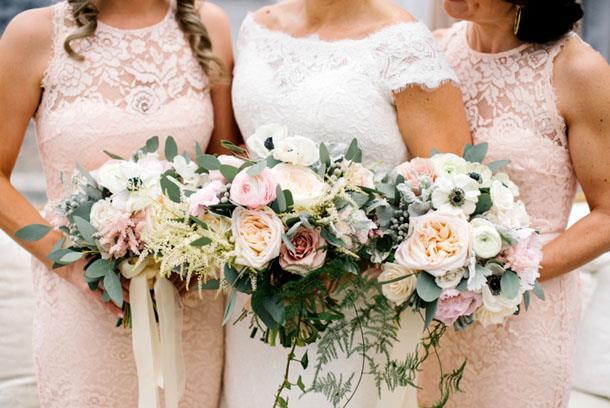Модный классический цвет свадьбы 2019