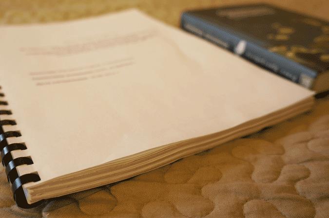 Объем хорошо сделанного отчета — не менее 40 страниц