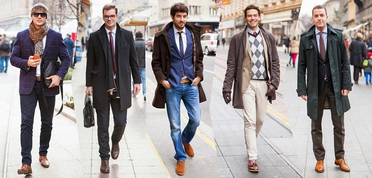 Что носить худому мужчине?