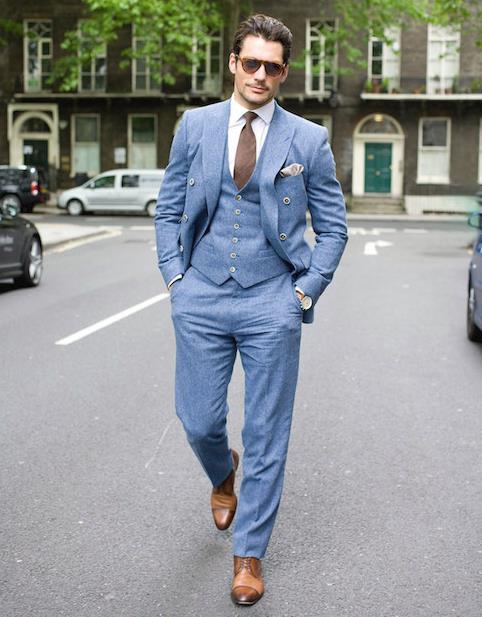 Как подобрать одежду мужчине по цвету?
