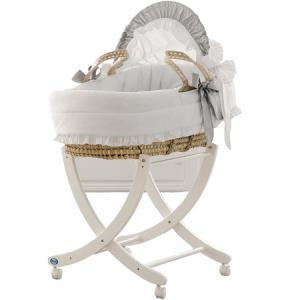 Переносные плетеные люльки для новорожденных