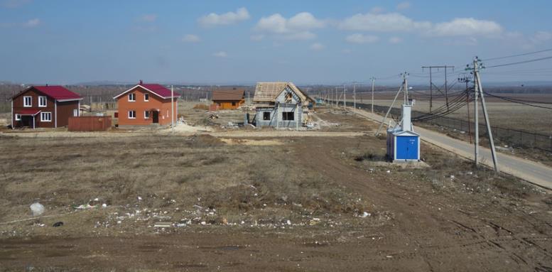 дом в новом котеджном поселке. плюсы и минусы