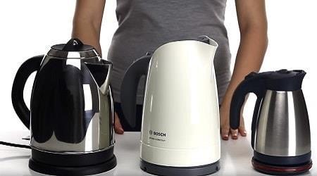 Разновидности электрического чайника