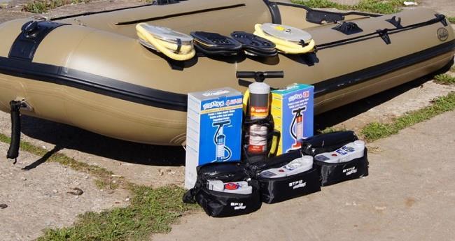 Насосы для лодки надувной