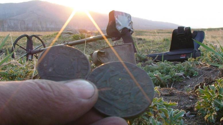 Находки Сибирские монеты в Забайкалье