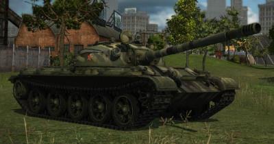T-62A в World of Tanks