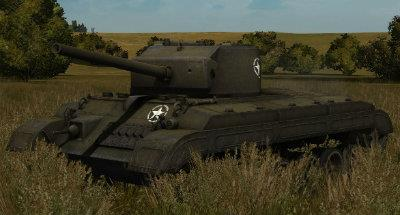 Американский танк в World of Tanks