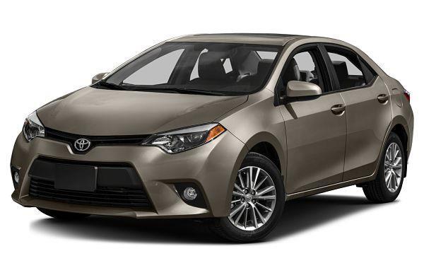 Toyota Corolla - шестое место