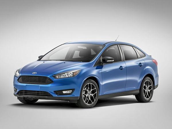 Ford Focus - второе место