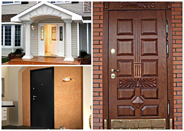 Разновидности сейф-дверей
