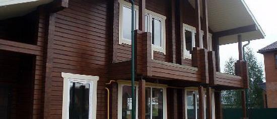 Лучшие краски для фасадов деревянных домов 2