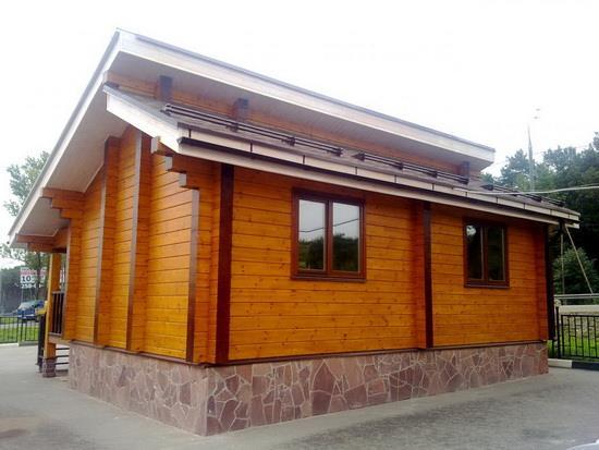 Лучшие краски для фасадов деревянных домов 4