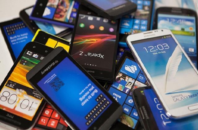 Современные мобильные телефоны