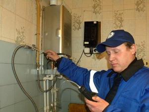 Описание функций системы безопасности газовой колонки