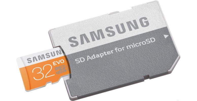 SD-накопитель Samsung