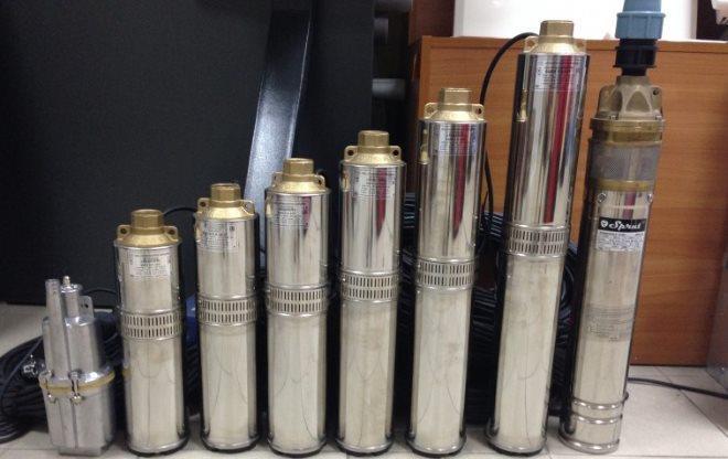 Лучшим материалом для изготовления корпуса погружных металлов считается нержавеющая сталь