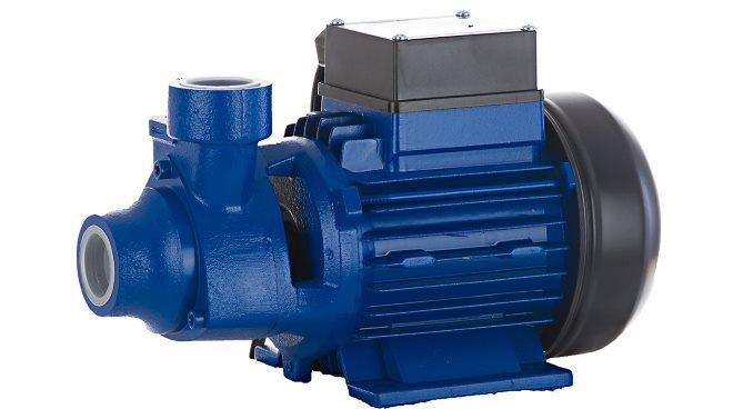 """Самовсасывающие центробежные насосы – это насосы со встроенным эжектором или трубкой """"Вентури"""""""